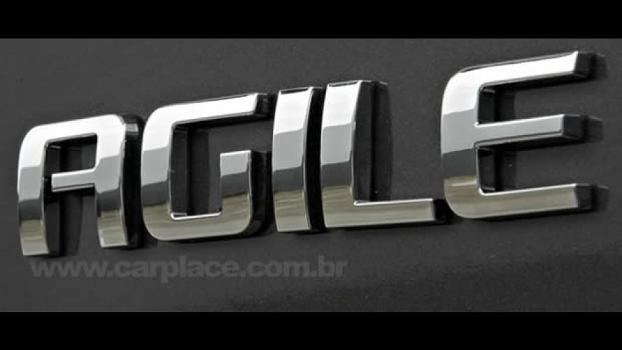 Chevrolet Agile: Este é o nome oficial do primeiro carro da linha Viva que substituirá o Corsa