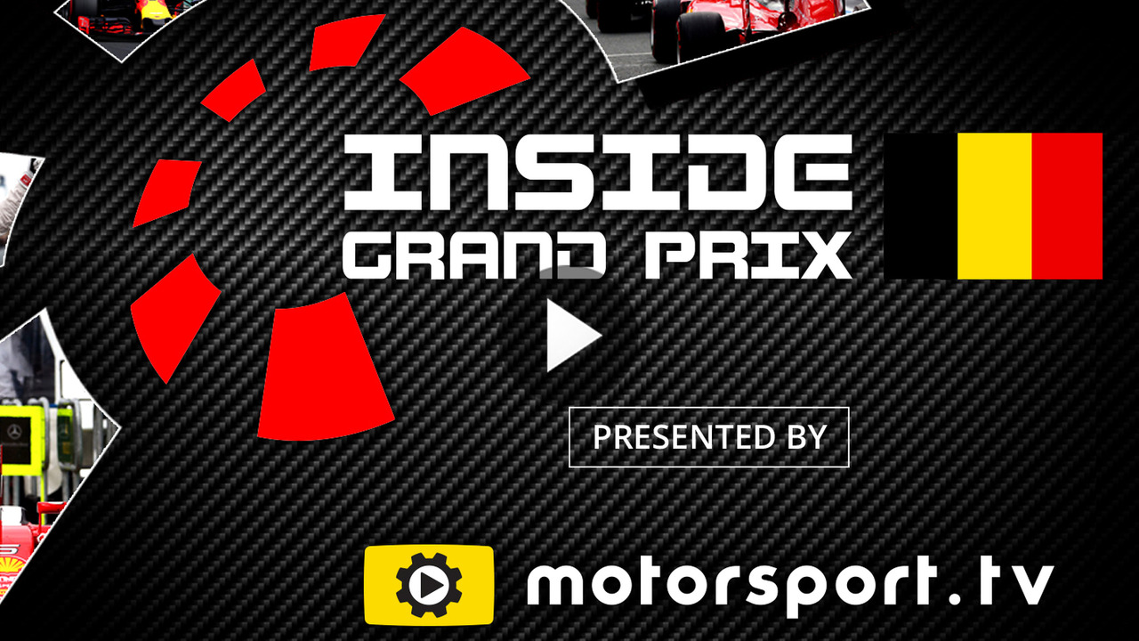 Inside Grand Prix 2016: Belgium - Part 1 & 2