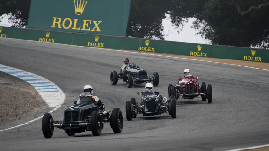 2016 Rolex Motorsports Reunion is the best part of Monterey Car Week