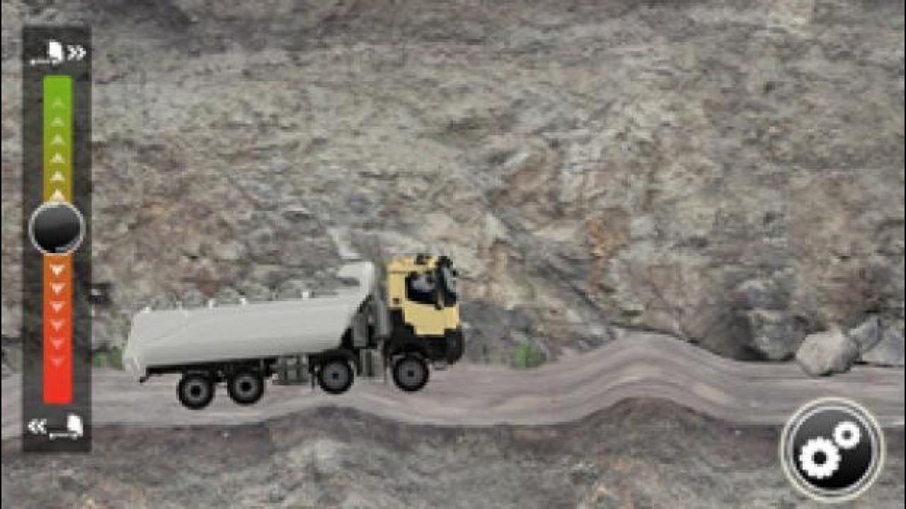 [Copertina] - Renault TruckSimulator, una app e diventi camionista! Per gioco…