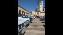 Raduno RIAR per i 50 anni dell'Alfa Romeo Giulia - Copyright Registro Italiano Alfa Romeo