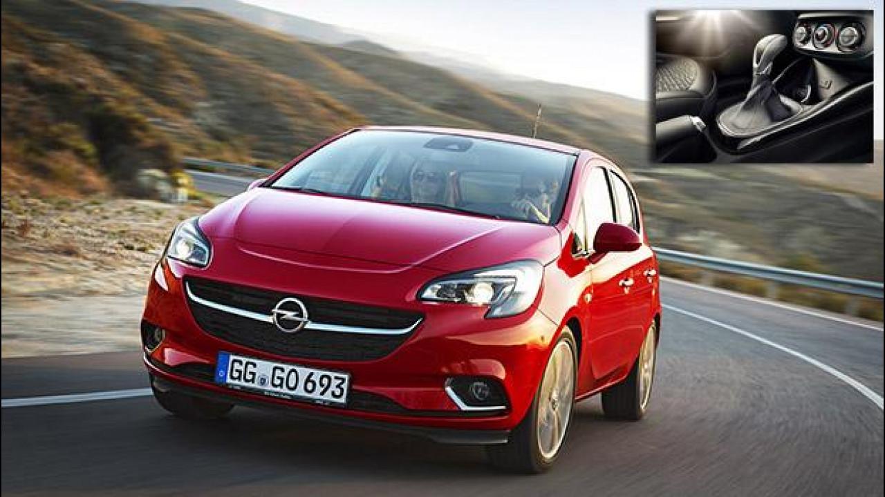 [Copertina] - Opel Corsa 1.3 CDTI Easytronic, robotizzata da 3,1 l/100 km