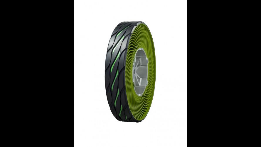 Bridgestone Non-Pneumatic Concept Tire