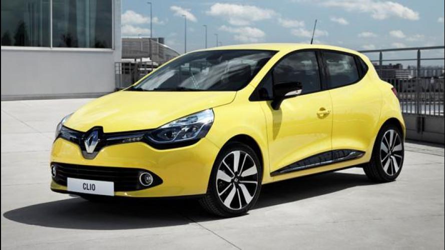 Nuova Renault Clio: ordinabile dal 17 luglio