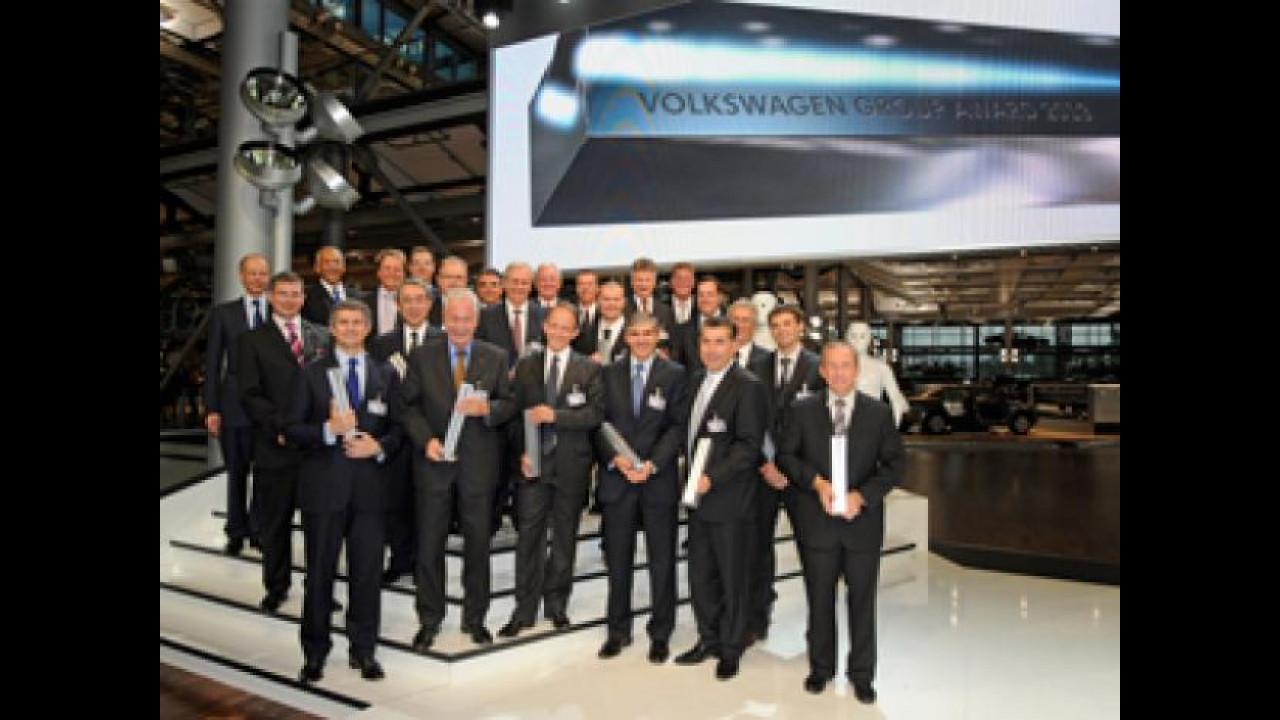 [Copertina] - Pirelli vince il Volkswagen Group Award 2013