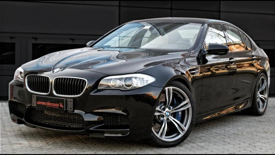 BMW M5 Romeo Ferraris