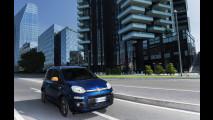 Fiat Panda veste K-Way