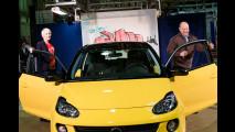 Opel Adam, la produzione