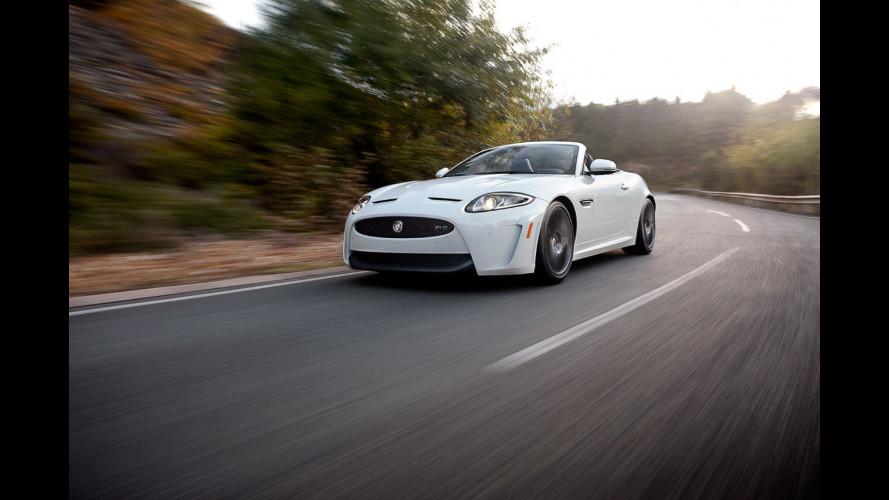 Jaguar XKR-S Convertibile