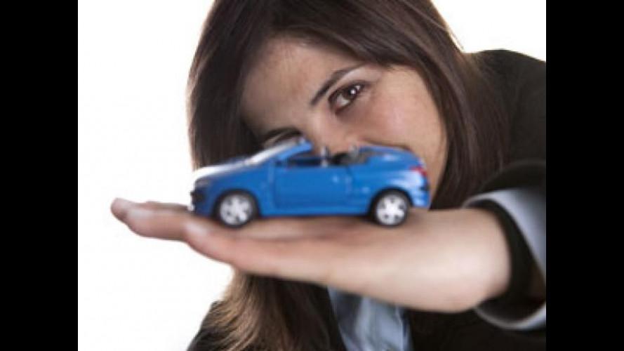 Festa della donna, i dati sulla sicurezza stradale al femminile