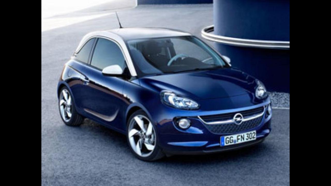[Copertina] - Opel Adam: 20.000 ordini in una settimana