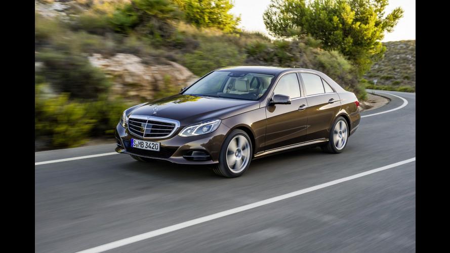 Nuova Mercedes Classe E: i video dei sistemi di assistenza alla guida
