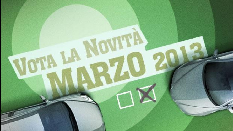 Vota la novità di marzo 2013