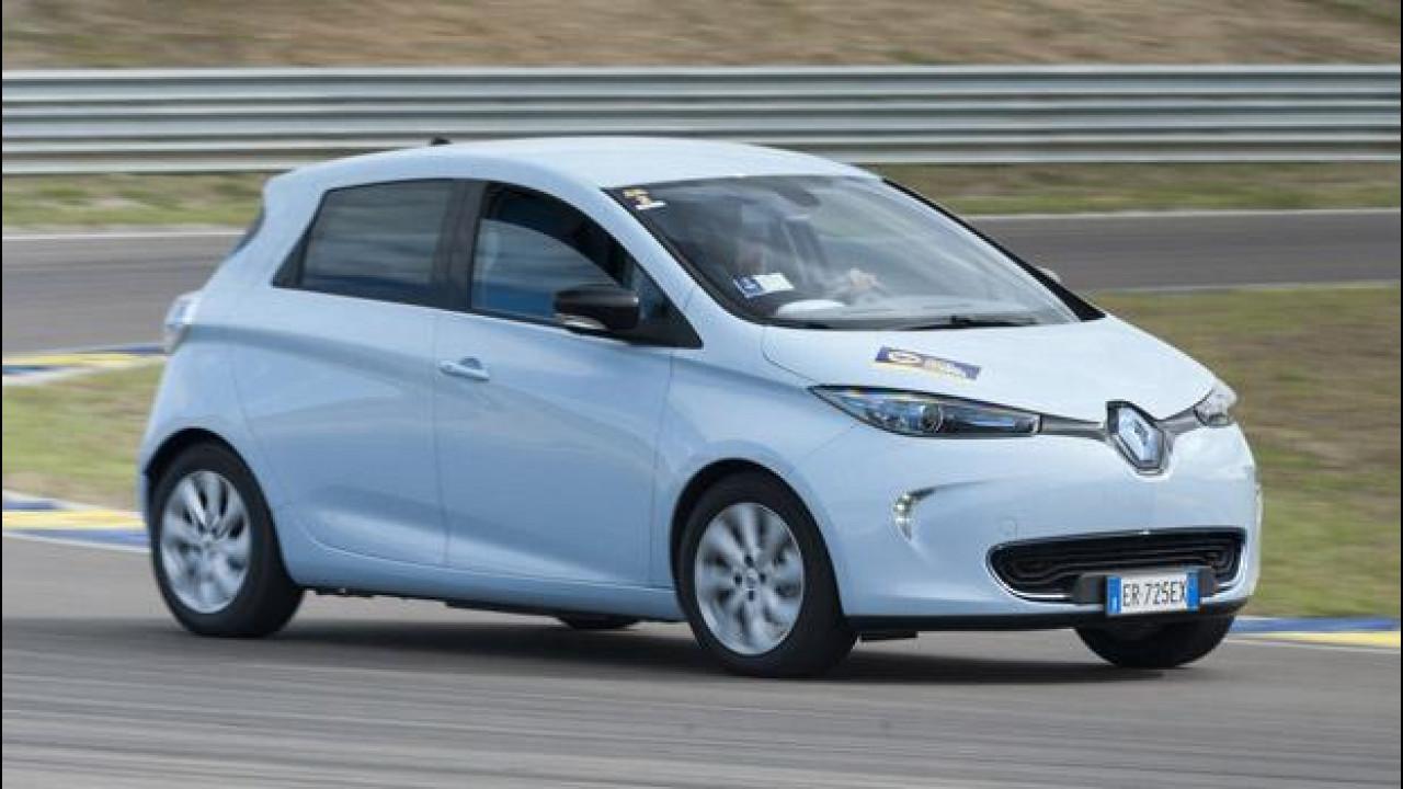 [Copertina] - Renault ZOE: in pista per la prima Press ecoRace
