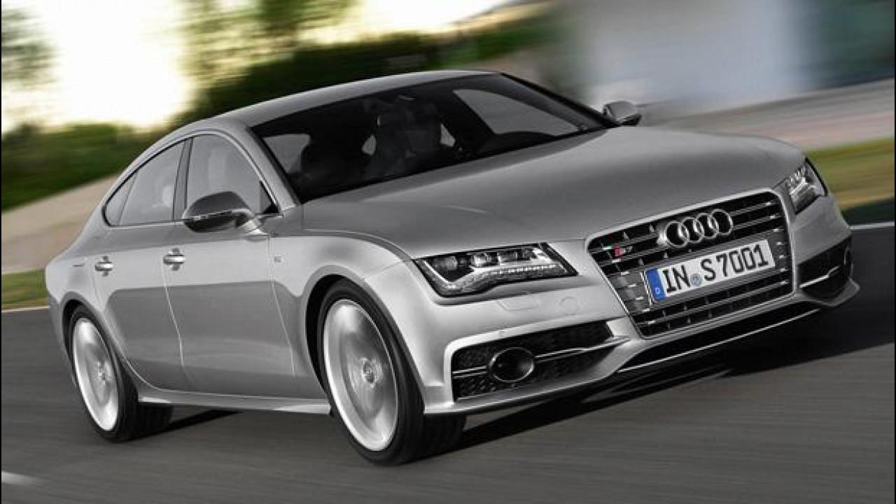 [Copertina] - Audi S7 Sportback: i prezzi