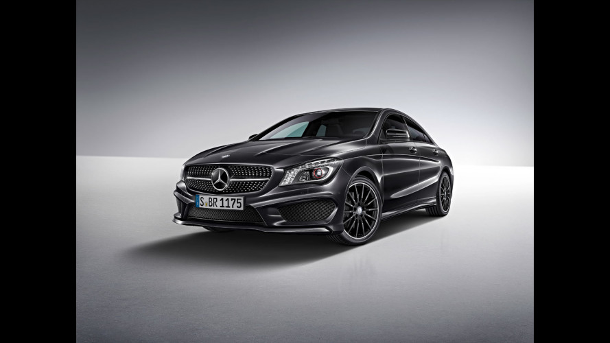 Mercedes CLA Edition 1
