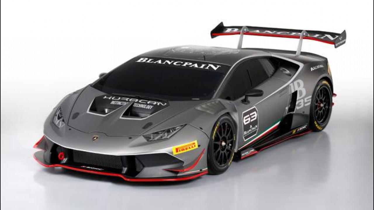 [Copertina] - Lamborghini Huracan LP 620-2 Super Trofeo, 100% racing