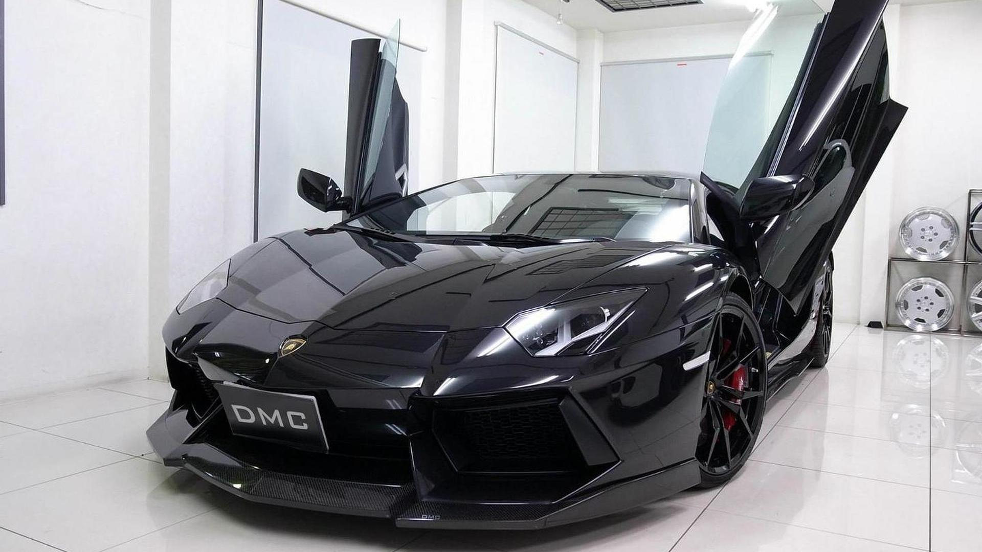 Lamborghini Aventador Modified By Autoproject D And Dmc