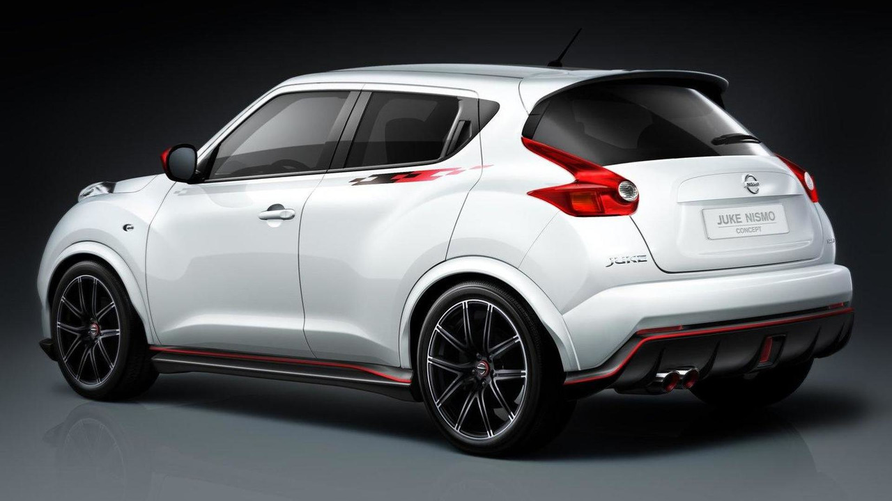 Nissan Juke Nismo Concept - 29.11.2011