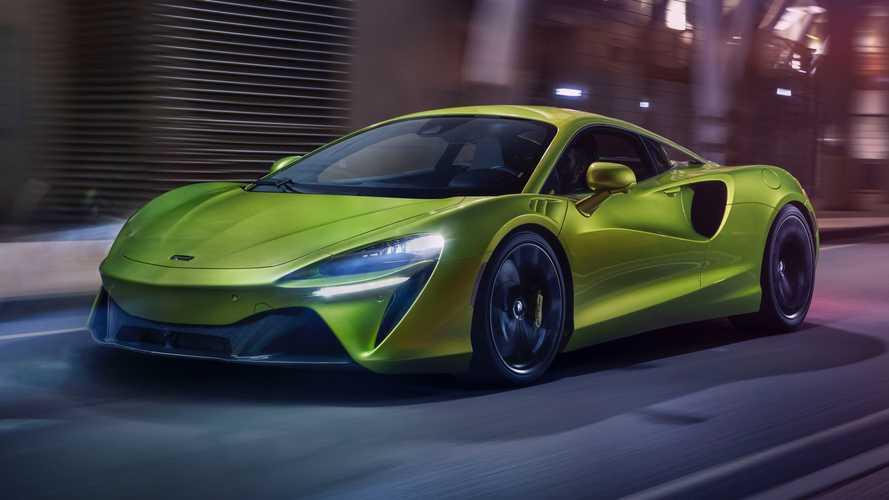 McLaren Artura (2021): V6 und Plug-in-Antrieb statt des gewohnten V8