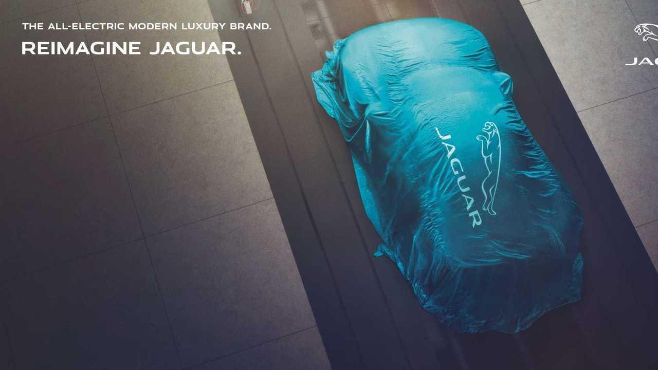 Стратегия электрификации Jaguar