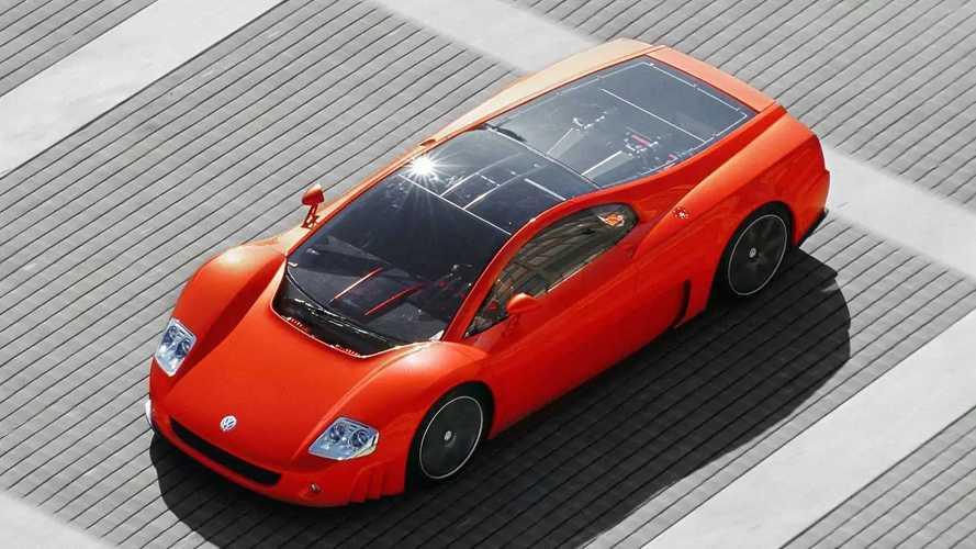 Volkswagen W12, storia del bolide firmato Giugiaro