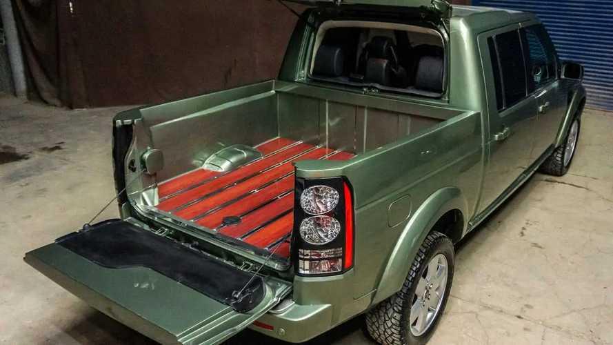 Пикап Land Rover Discovery от тюнеров из Мексики