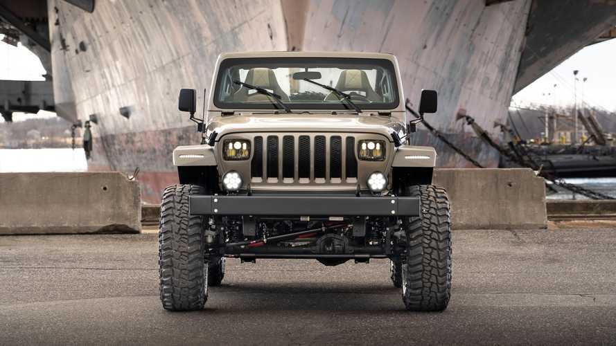 Quadratec Jeep YJL Wrangler Custom