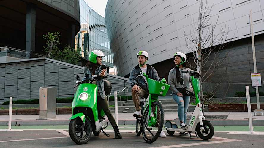 Lime Is Launching E-Mopeds In Washington D.C. And Paris, France