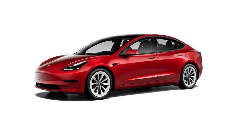 2021 Tesla Model 3 Designated As Coveted IIHS Top Safety Pick+ Again