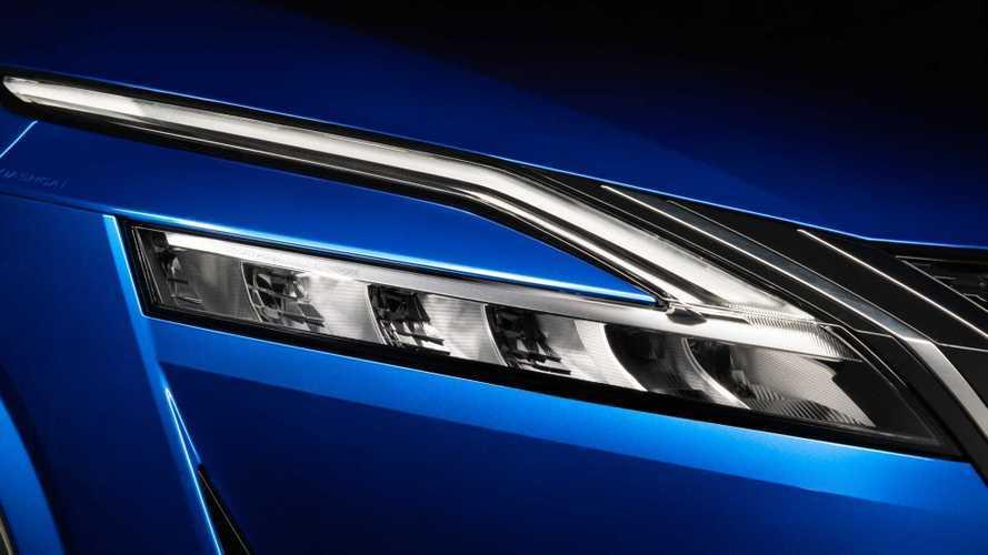 Nuova Nissan Qashqai, il teaser in attesa del debutto