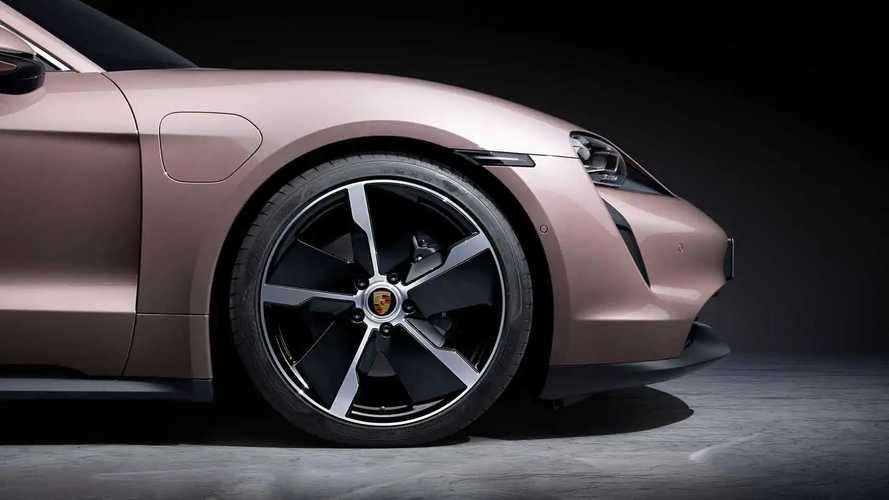 Porsche Taycan (Basismodell, 2021)