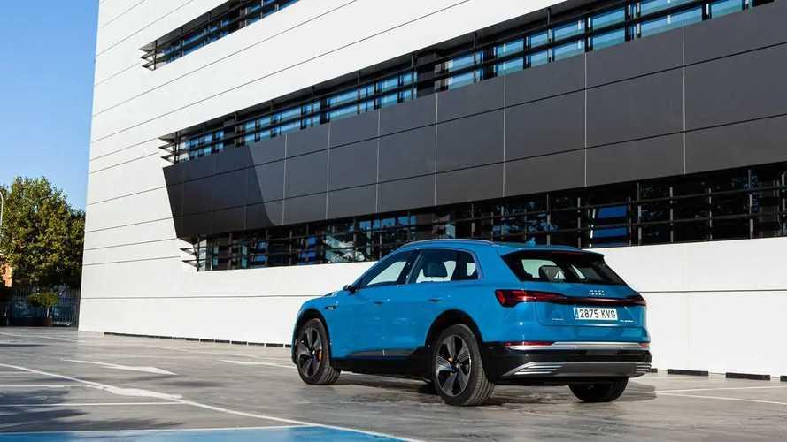 Audi e-tron 55 quattro 2020 prueba
