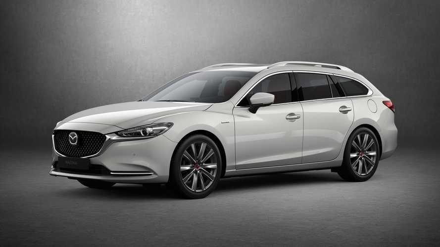 Mazda6, per il 2021 punta su tecnologia e versione 100th Anniversary