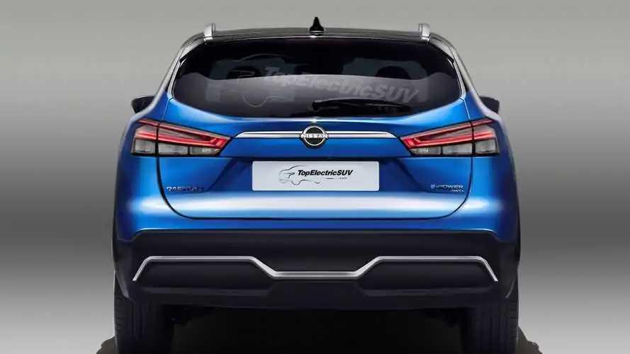 Yeni Nissan Qashqai'den yeni bir ipucu videosu geldi