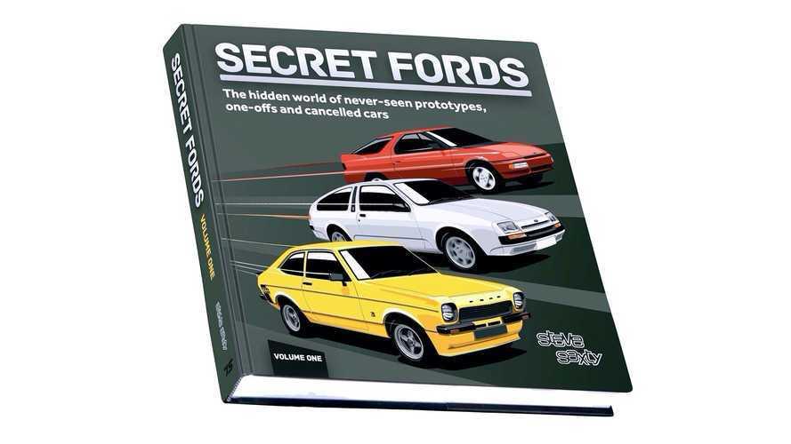 """Buchtipp: """"Secret Fords"""" von Steve Saxty"""