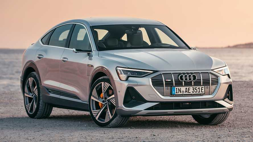 All-electric Audi e-tron Sportback priced at £79,900
