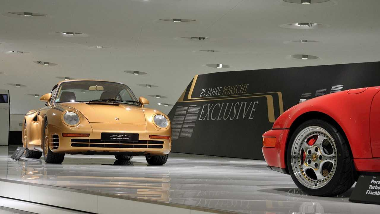 Check Out This \'80s Custom Porsche Collection