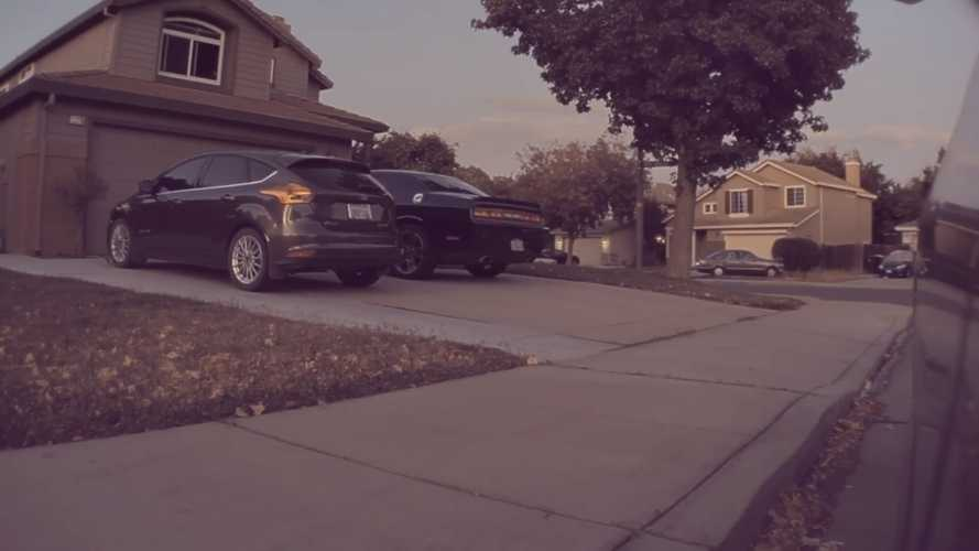 Sentry Mode Proves A Tesla Can Feel Thrilled Even Without Moving