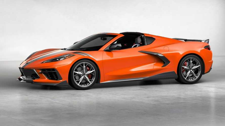 2020 Corvette Has Popular Option Removed From Configurator