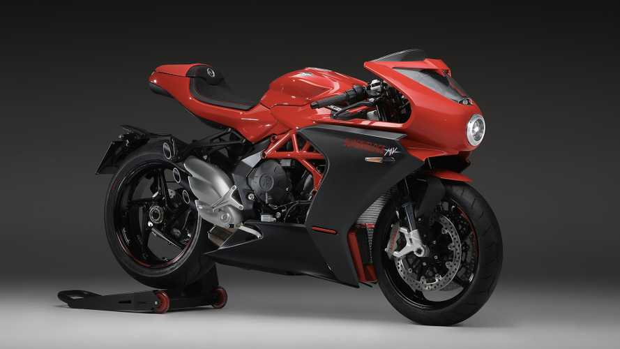 The MV Agusta Superveloce Ottocento Added To The 2020 Family