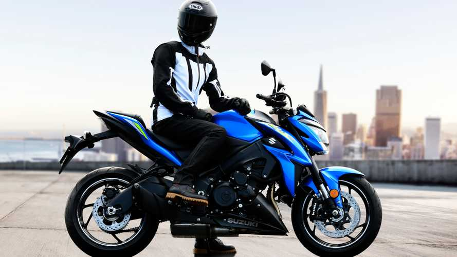 Suzuki Introduces New Colors For 2020 GSX-S1000 Line