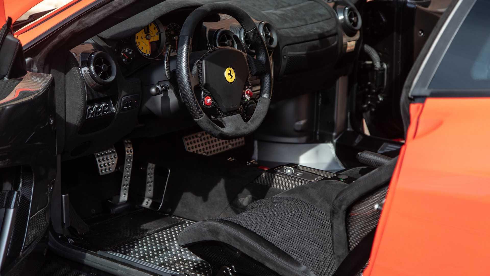 """[""""Hit The Track In A 2008 Ferrari F430 Scuderia""""]"""