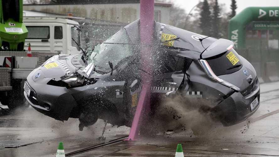 Les voitures électriques ne présentent pas plus de risques