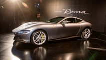 ferrari roma neues v8 coupe 620 ps