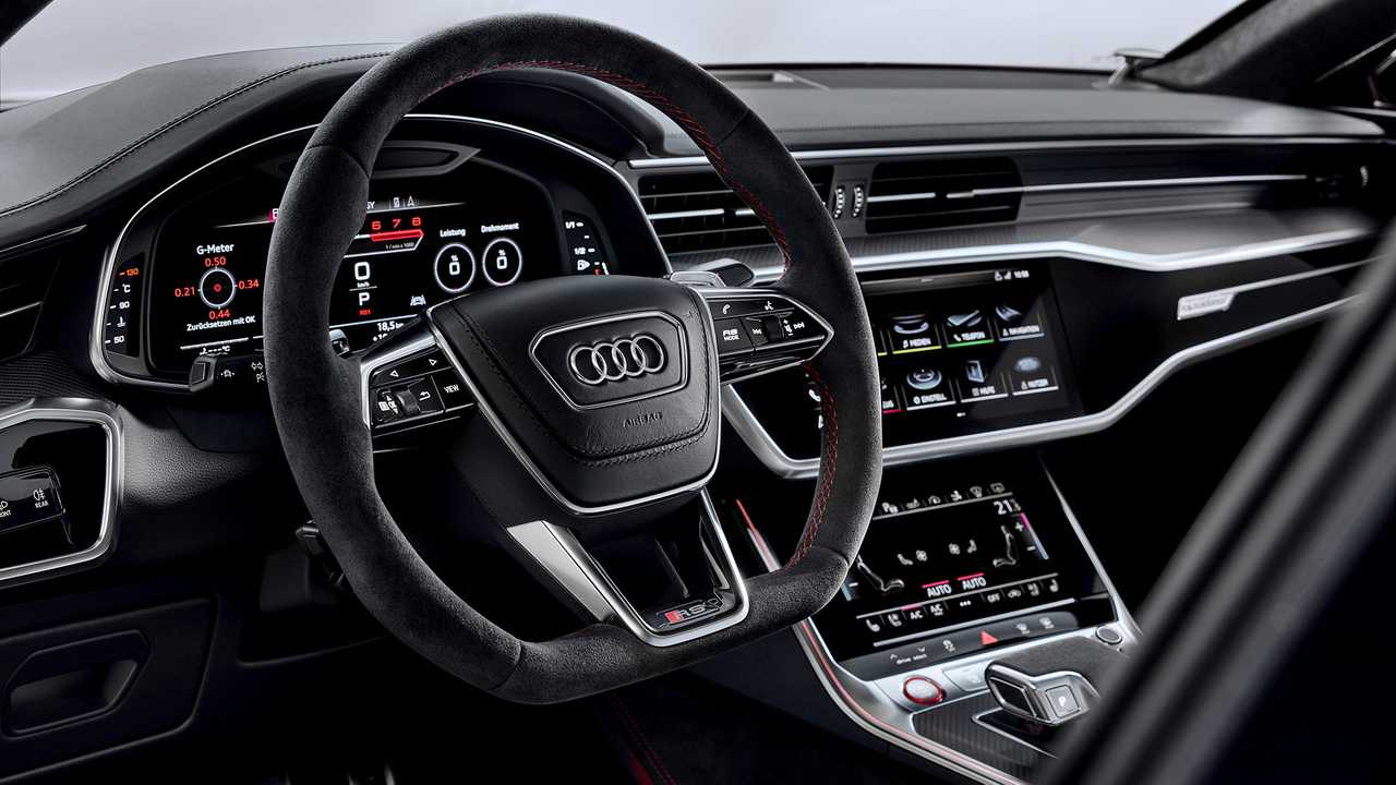 Most Expensive 2021 Audi Rs7 Sportback Costs 152 445