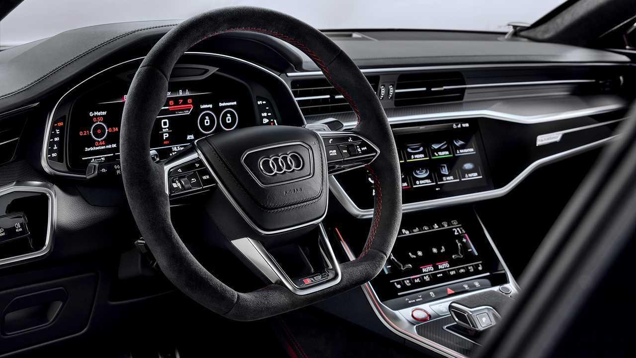 Audi Rs7 Sportback E Revelado Com Motor 4 0 V8 De 600 Cv