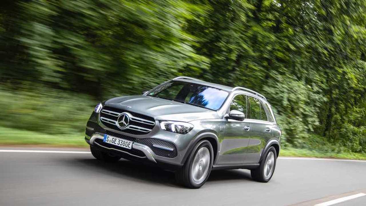 Mercedes-Benz GLE 350 de 2020
