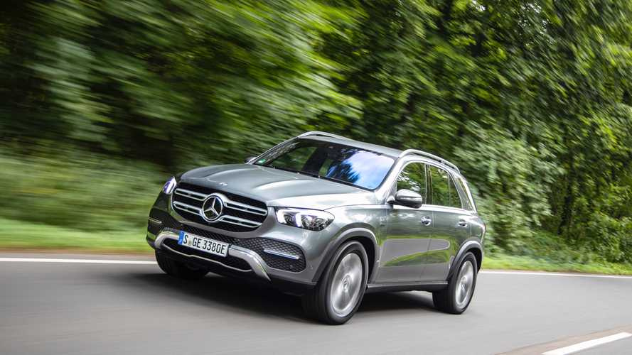 Mercedes-Benz GLE 350 de y GLC 300 e 2020: novedades híbridas