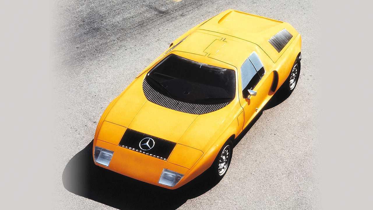 IAA 1969 Rückblick: Mercedes C 111